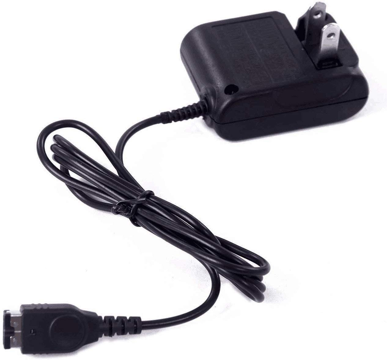Charger for Gameboy Advance SP, AC Adapter for Nintendo NDS and Game Boy Advance SP Systems Power Charger, Wall Travel Charger Power Cord Charging Cable 5.2V 450mA for GBA SP