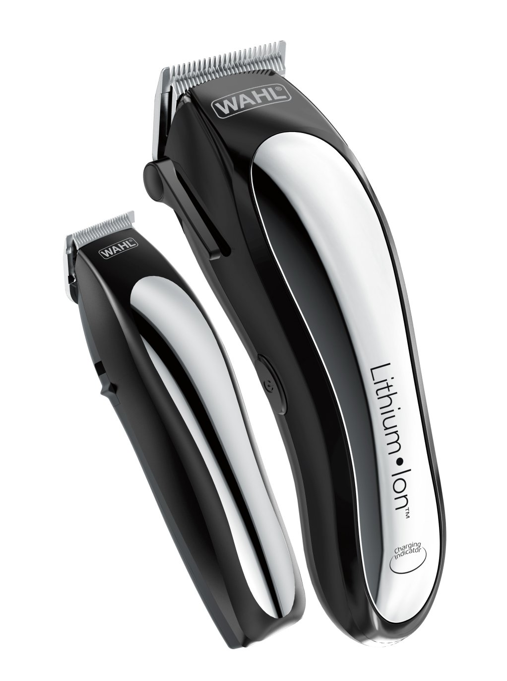 Amazon Com Wahl Lithium Ion Cordless Rechargeable Hair Clippers And