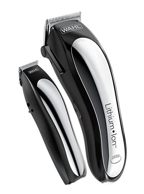 10 best hair clippers for men 2018 Wahl Clipper Lithium Ion Cordless Rechargeable Hair Clippers