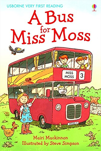 Download A Bus for Miss Moss (1.0 Very First Reading) pdf