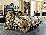 Bradshaw Black Comforter Set Queen By J Queen New York