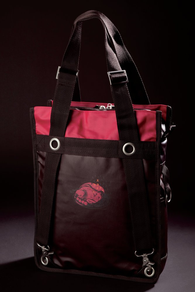 sigikid Beasts 23839 Shopping Bag Red