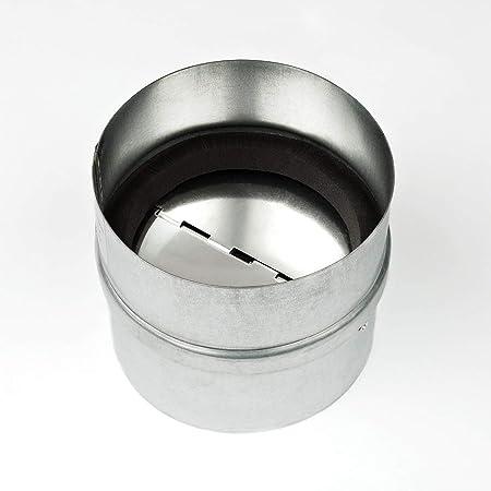 neverest RK 100 mm Tubo conector Válvula Obturador Sellado de Caucho en Línea: Amazon.es: Bricolaje y herramientas