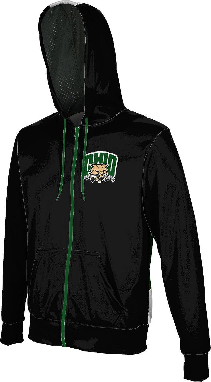 ProSphere Ohio University Mens Fullzip Hoodie Secondskin