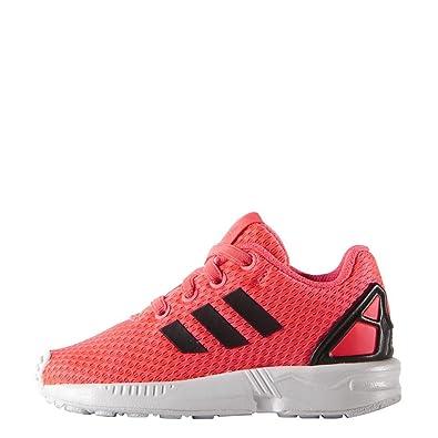 0b7c93de3ad45 adidas ZX Flux Infants  Amazon.co.uk  Shoes   Bags