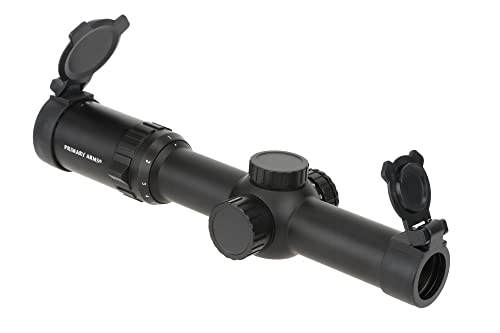 Primary Arms 1-6X24mm SFP Riflescope with Patented ACSS 5.56 / 5.45 / .308 Reticle Gen III - PA1-6X24SFP-ACSS-5.56