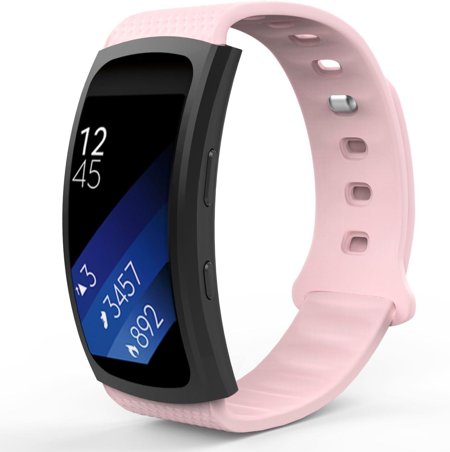 Reemplazo Sport Band para Samsung Gear Fit 2 SM-R360 Smart Watch