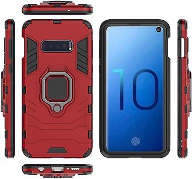 YuhooTech Funda para Samsung Galaxy S10e Case, [Metal ...