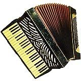Miranda, Classic German Piano Accordion, Vintage Keyboard Accordian For Sale, 120 Bass, 2 Registers. Beautiful sound, 789