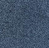 Andersen 100 TriGrip Nylon Fiber Interior Floor Mat, Non-Woven Polyester and SBR Rubber Backing, 6' Length x 4' Width, Steel Blue