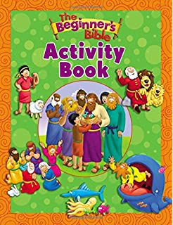 The Beginners Bible Activity Book