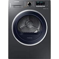 Samsung 8Kg Tumble Dryer, with Heat Pump, Graphite Silver- DV80M5010QX, 1 Year Warranty