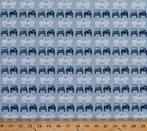 quilting jeep fabric buyer's guide for 2019