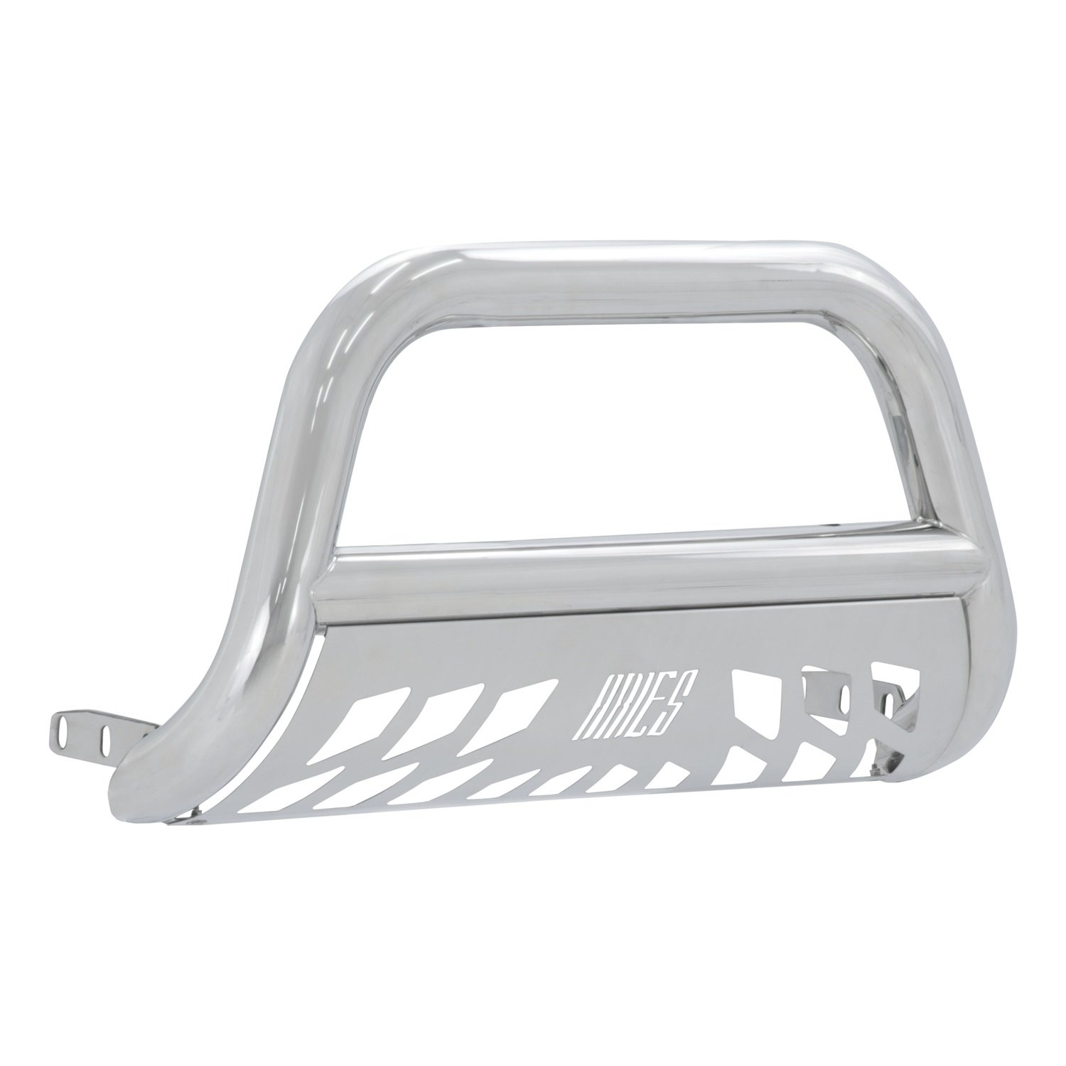 Aries Automotive 35-5003 Stainless Steel Bull Bar with Skid Plate