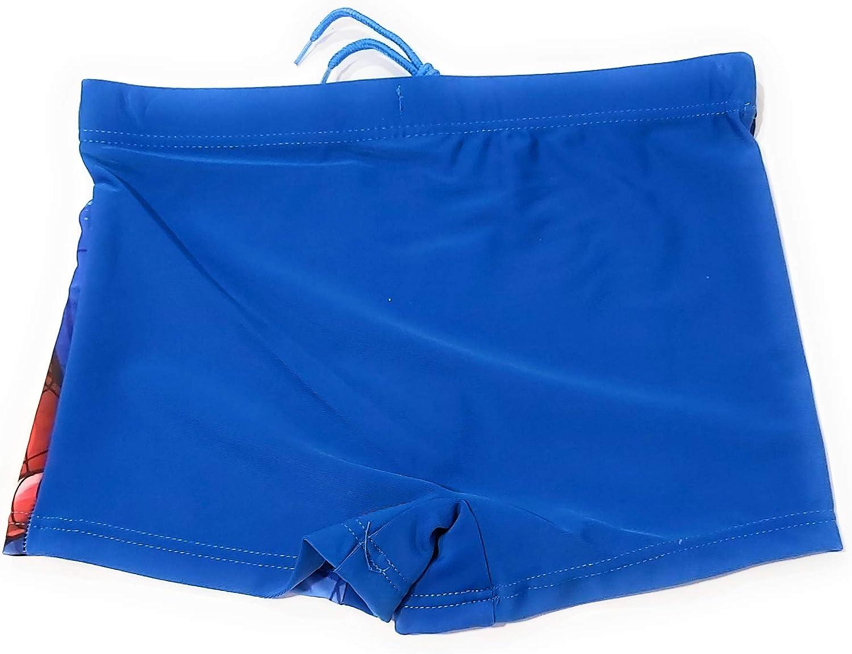 Sp/íderman Costume da bagno da spiaggia o piscina cappello in cotone per bambini