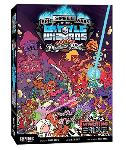 (Epic Spell Wars of The Battle Wizards 4: Panic at The Pleasure Palace)
