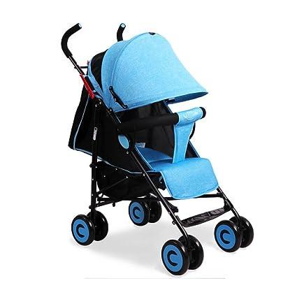 YXINY cochecito de bebé cochecito de paseo, silla de paseo, silla de paseo para
