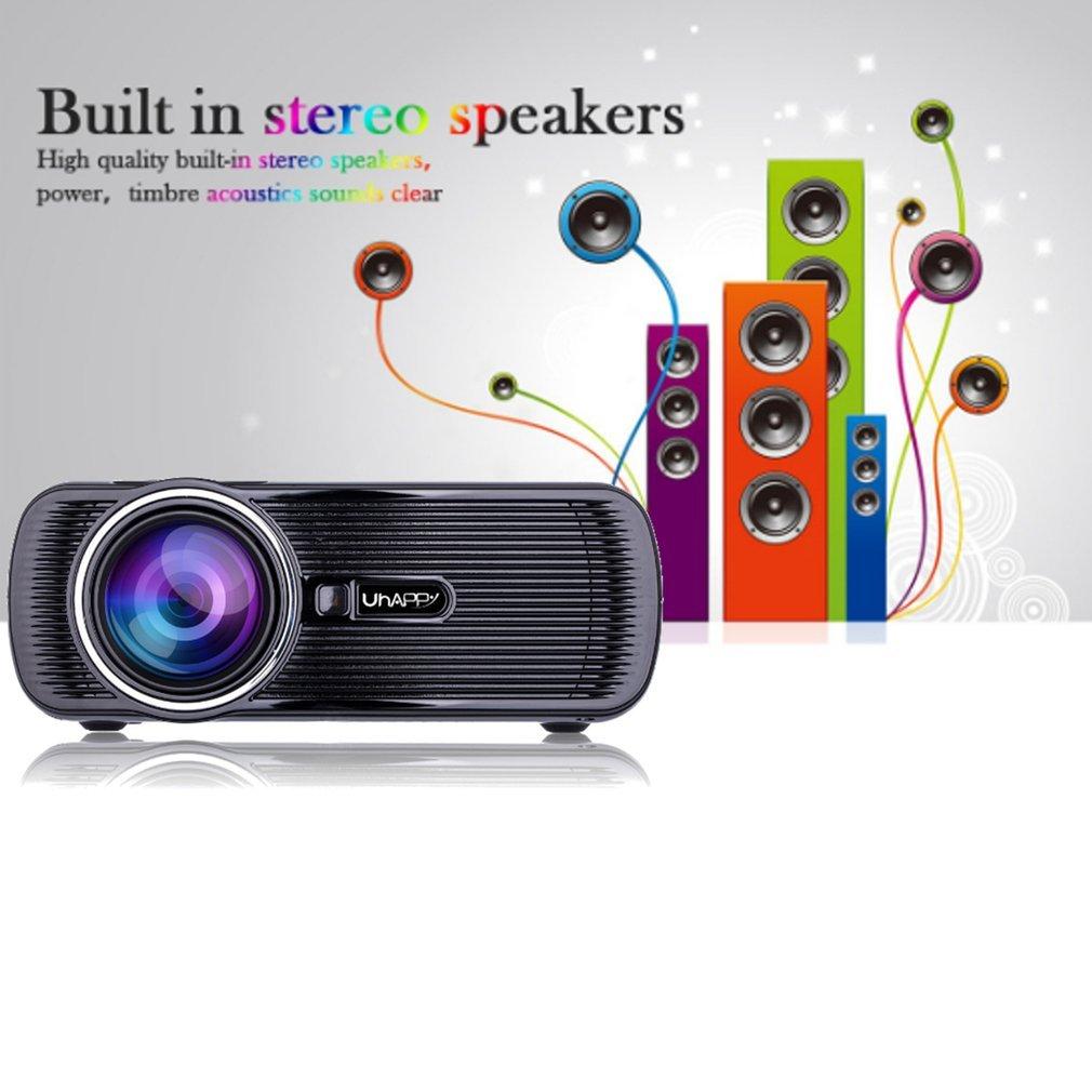 FairytaleMM U80 7000 LM Proyector Digital Proyector portátil HD ...