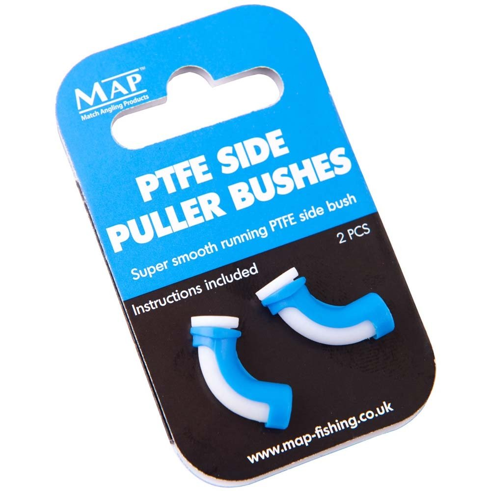 MAP PTFE Side Puller Beads Pole Match Fishing Elastics Side Puller Bush