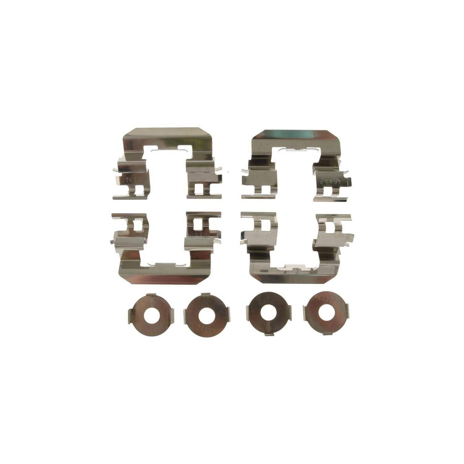 Carlson 13599 Rear Brake Disc Hardware Kit