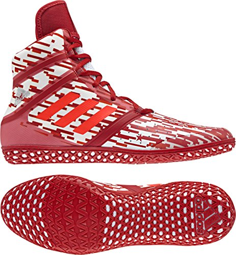 Solar adidas Wrestling Scarlet Shoe Impact Mens Red White rxqzpqXwn8