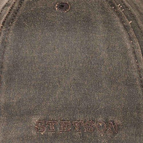 Baseball Old Cotton by Beisbol Stetson marrón beisbolgorra Statesboro Gorra TYaqxTwzR