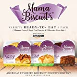 Mama Biscuit's Gourmet Biscuits Variety Pack, 6 Count