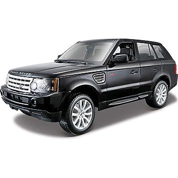PENGJIE-Model Land Rover Modelo de Coche 1:18 Simulación ...