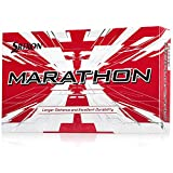 Srixon Marathon 2017 White Golf Balls (Pack of 15)