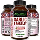 Cheap Odorless Garlic Pills for Weight Loss with Allicin – Contains Parsley Seed Extract & Chlorophyll -Powerful Antioxidants – Anti-Aging Formula – Increase Immunity with Vitamin C for Women and Men