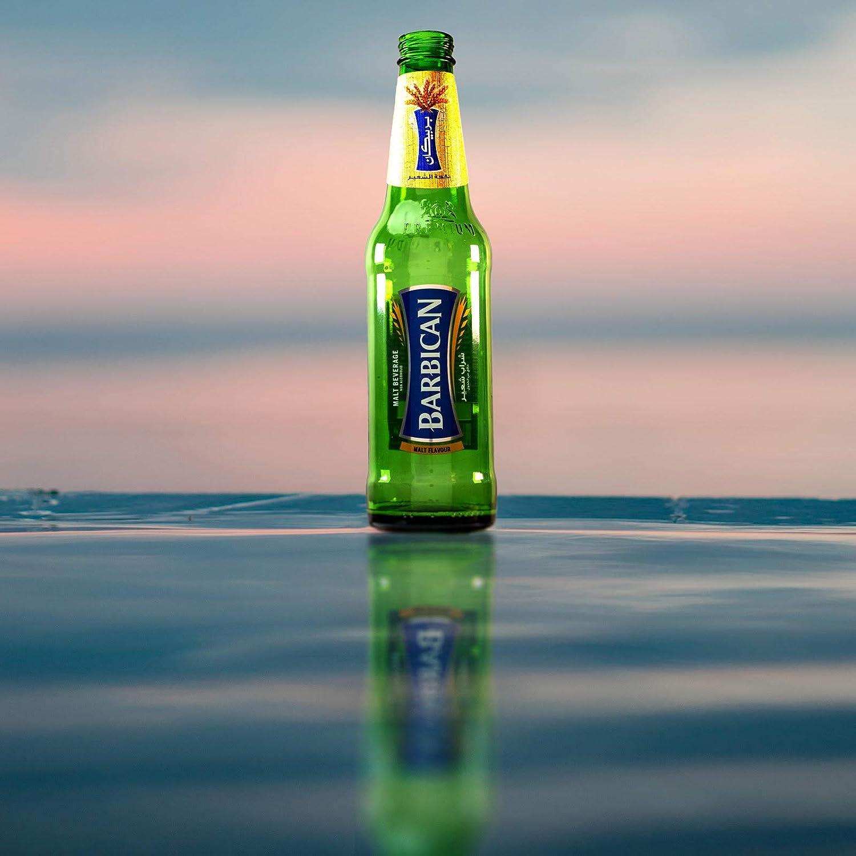 Barbican Malt Non-Alcoholic Drink 11.1 fl. Oz, 6 pack
