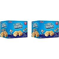 Kellogg's Rice Krispies Square Bars 660g Jumbo Pack-Original, 30 Cereal Bars … (2 Pack)