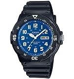 Casio Collection – Reloj Hombre Analógico con Correa de Resina – MRW-200H