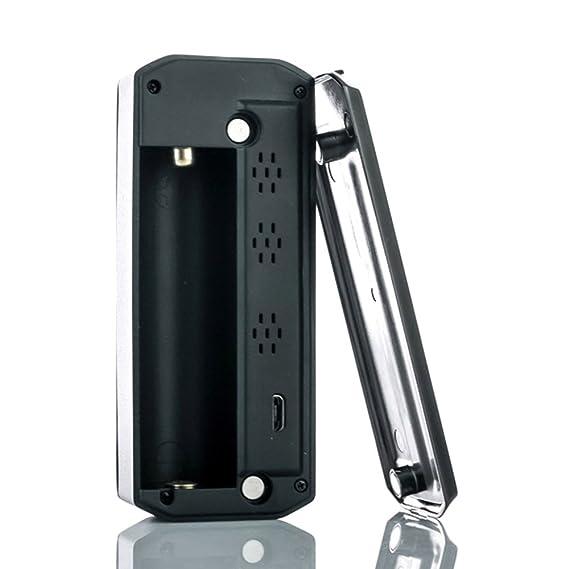 Vaporesso Tarot Mini 80W TC Starter Kit (Gris metalizado): Amazon.es: Salud y cuidado personal