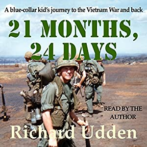 21 Months, 24 Days Audiobook