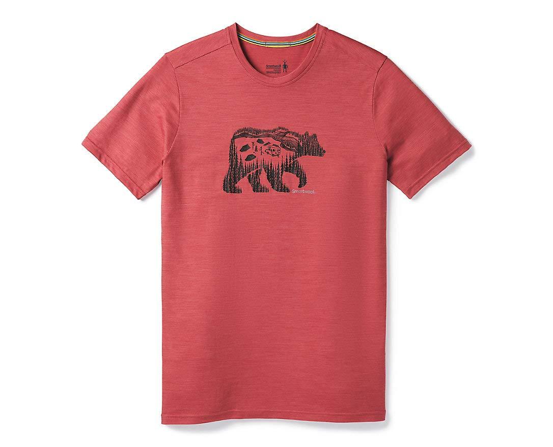 Smartwool Herren Merino Sport 150 Bear Camp Tee T-Shirt