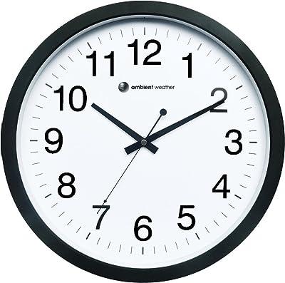 Amazon Com Seiko Clock Seiko Clock Gps Satellite
