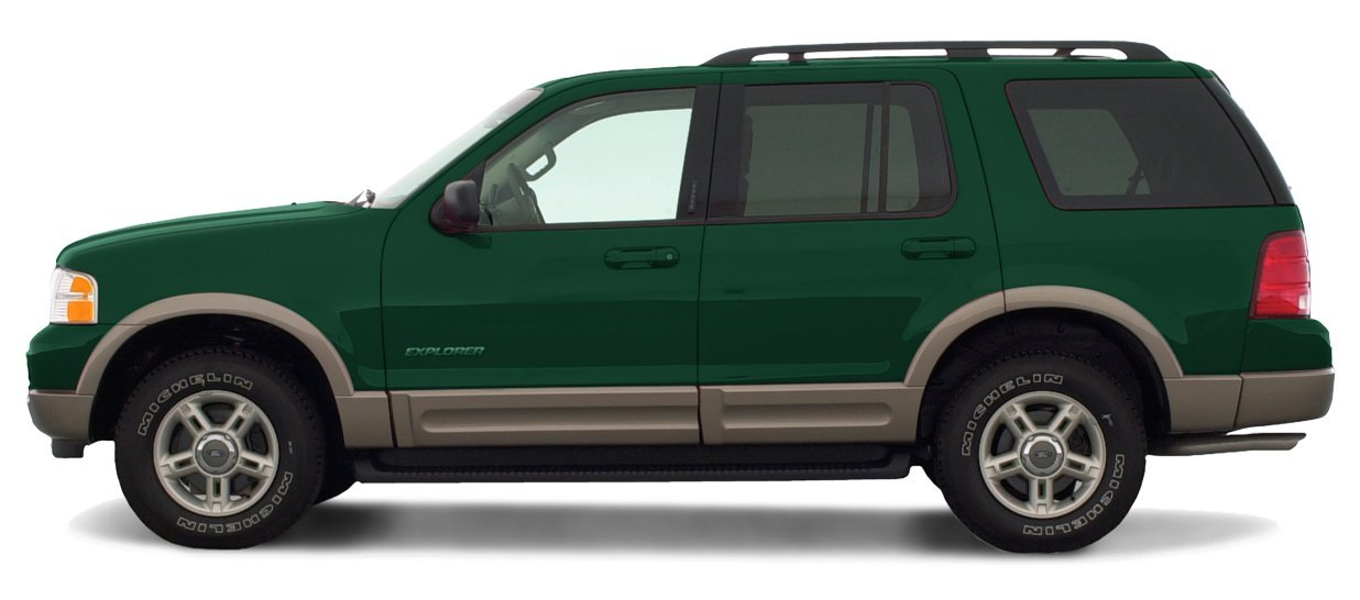 2002 ford explorer reviews images and specs vehicles. Black Bedroom Furniture Sets. Home Design Ideas