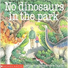 No dinosaurs in the park