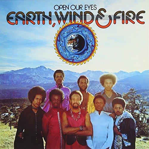 CD : Earth, Wind & Fire - Open Our Eyes (Japanese Mini-Lp Sleeve, Blu-Spec CD, Japan - Import)