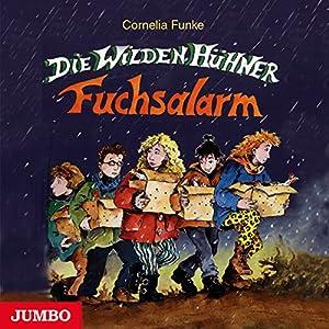 Die wilden Hühner - Fuchsalarm Hörbuch