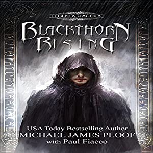 Blackthorn Rising Audiobook