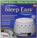 Sleep Easy Sound Conditioner, White Noise Machine- 4 Pack