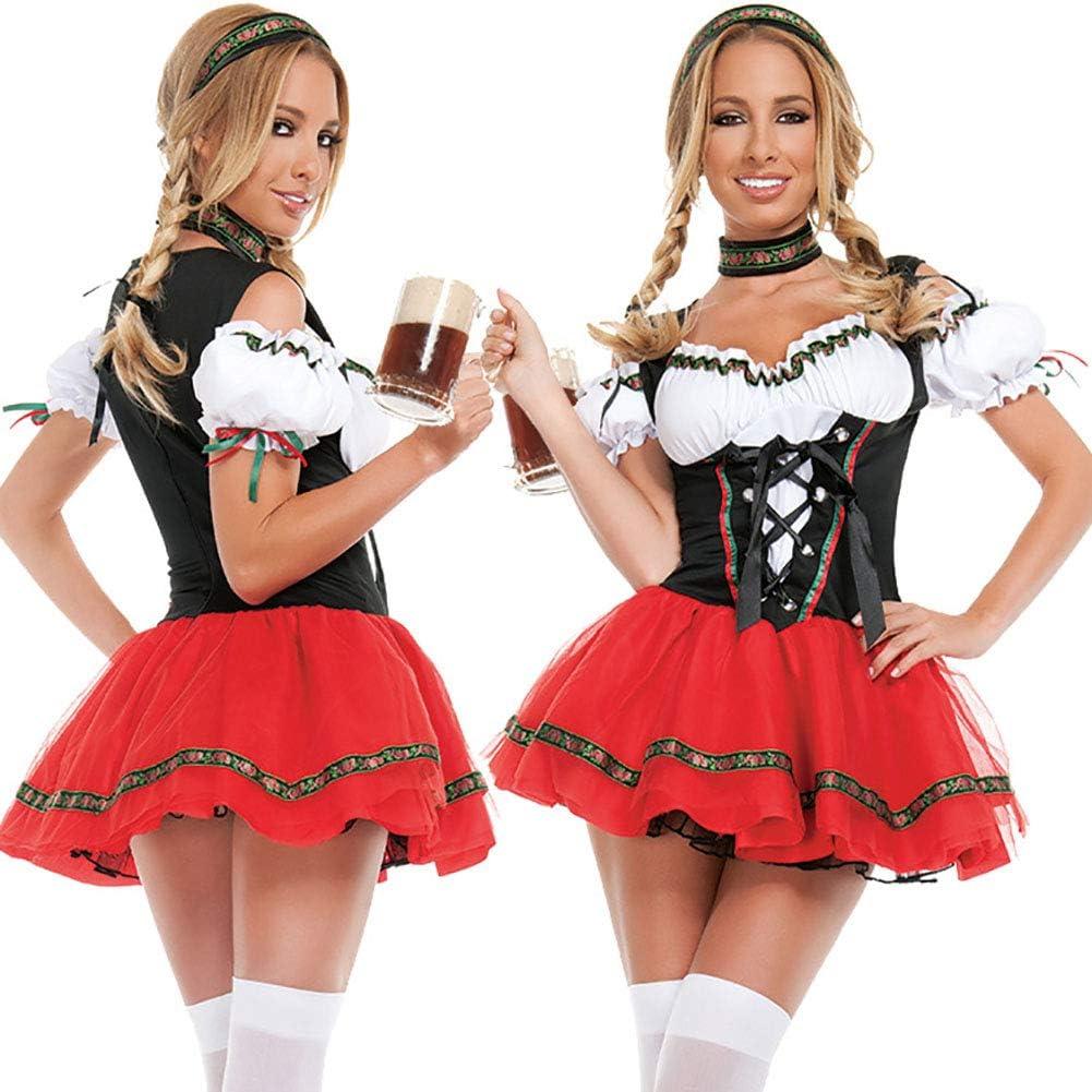 Story of life Oktoberfest Mujeres Sexy Cerveza Disfraz Muchacha ...