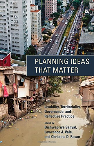 Planning Ideas That Matter: Livability, Territoriality, Governance, and Reflective Practice (The MIT (Ideas For Event Planning)