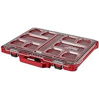 Deals on MILWAUKEE Tool Organizer, Red Plastic