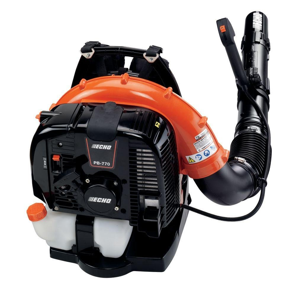 Backpack Blower, Gas, 756 CFM, 234 MPH