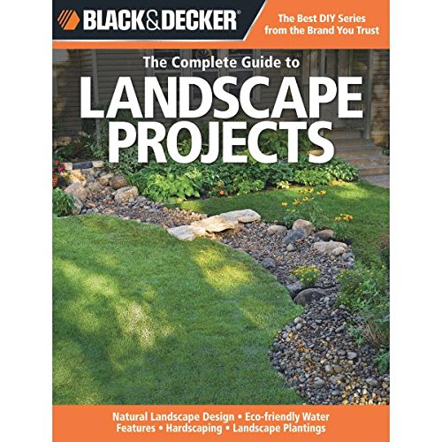 Hachette/Quarto Publishing B&d Landscape Proj Book 9781589235649