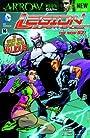 Legion of Super-Heroes (2011- ) #16
