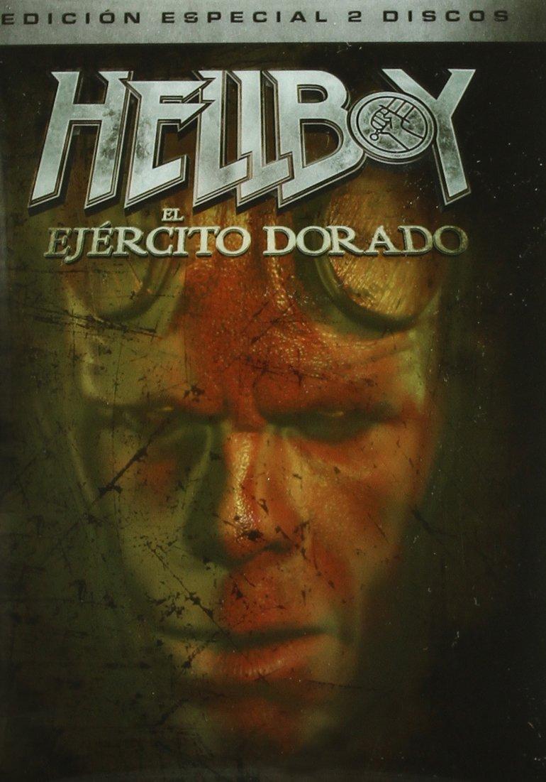 Hellboy II: El ejército dorado Edición especial DVD: Amazon ...
